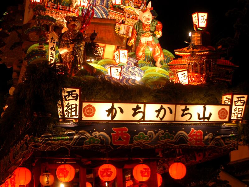 2010 浜崎祇園山笠 西組