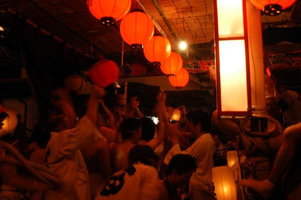 2010 浜崎祇園山笠 西組 曳き子