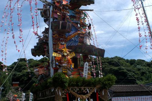 2010 山笠(前山)
