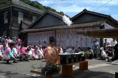 2010 祇園祭 御祓い