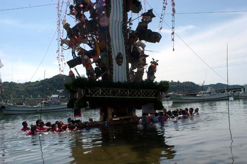 2010 祇園祭 海のお渡り