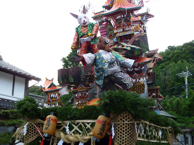 2011 小友祇園祭 小山