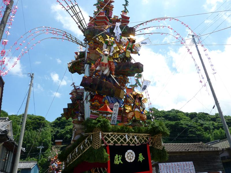 2011年 小友祇園祭本番