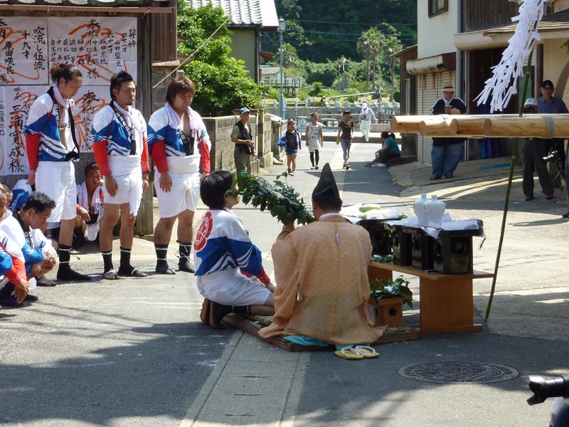 2011 祇園祭 お払い